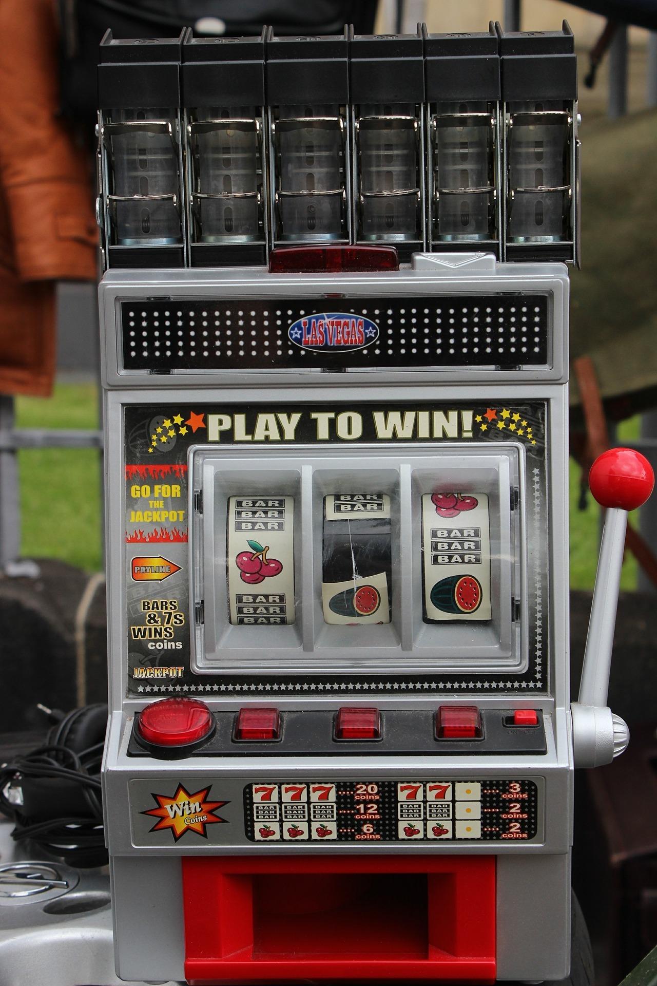 Spielautomat für Dummies auf bizimliste.de