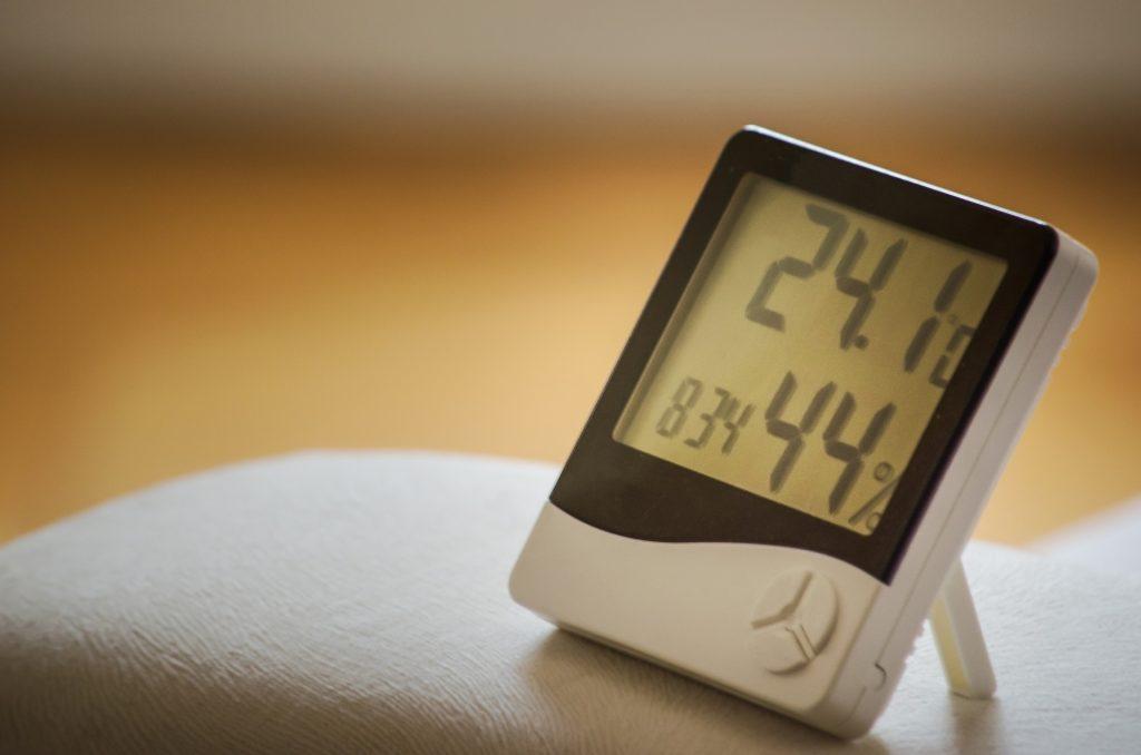 Empfehlung für Luftfeuchtigkeit in Räumen auf bizimliste.de